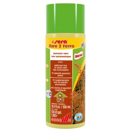 sera plant color 38 W