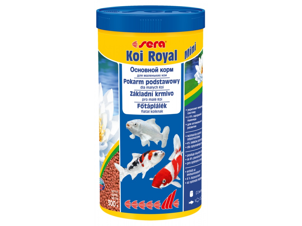 sera KOI ROYAL HF MINI 1000 ml