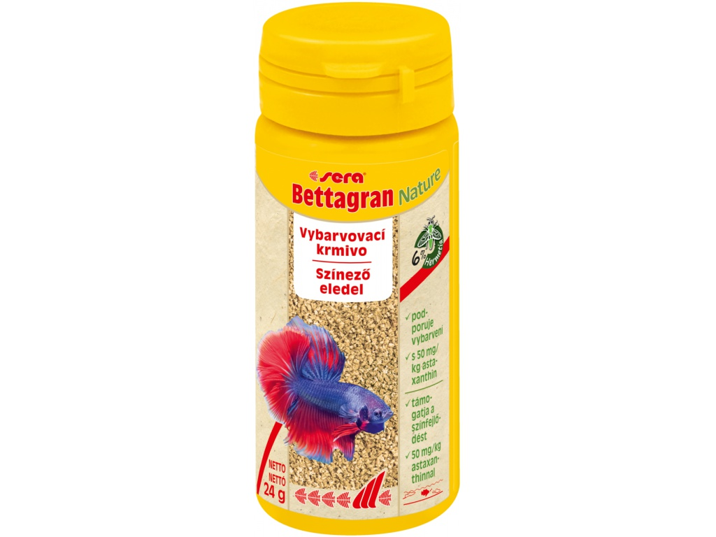 sera bettagran Nature 50 ml