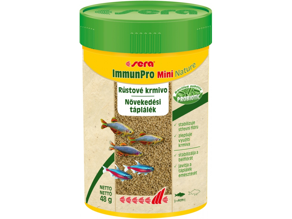 sera ImmunPro Mini Nature 100 ml