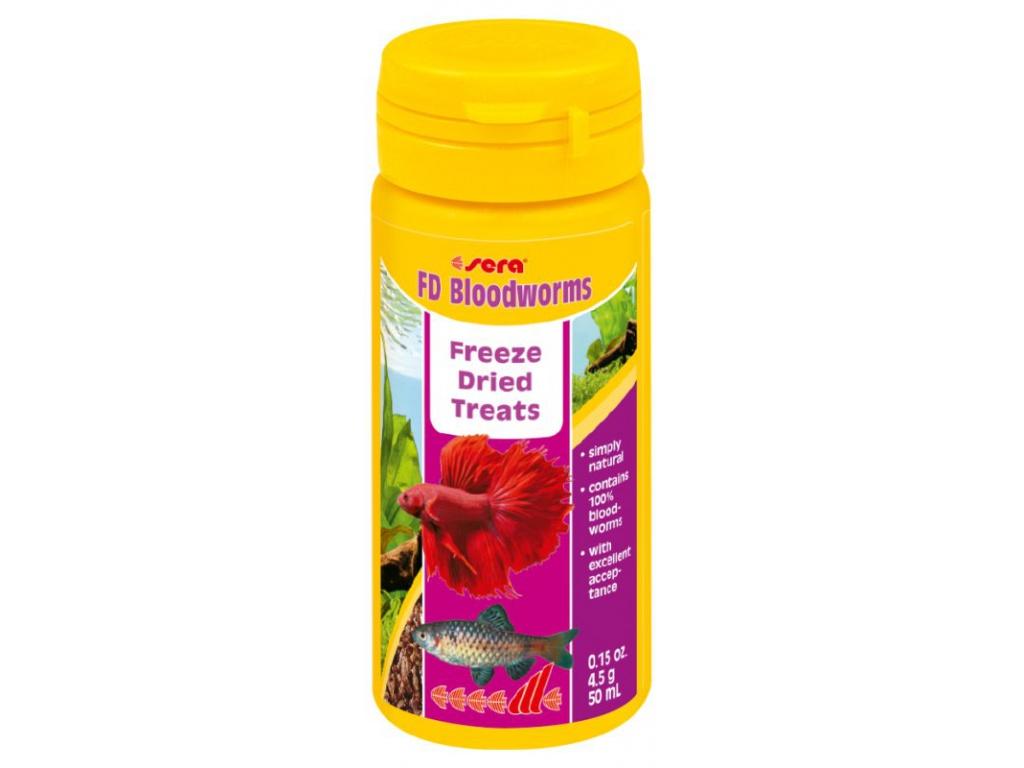 sera FD Muckenlarven  (patentky) 50 ml