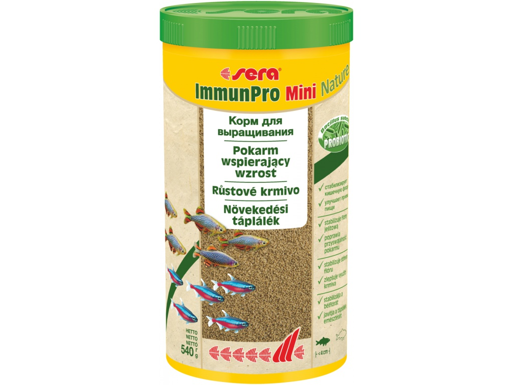 sera ImmunPro Mini Nature 1000 ml