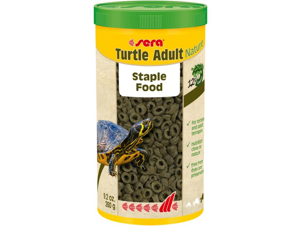 sera Turtle Adult Nature 1000 ml (52894)