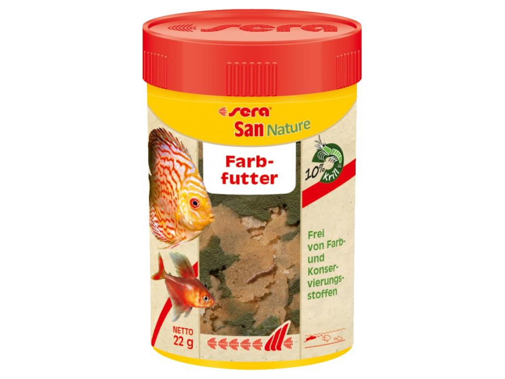 sera san Nature 100 ml (45291)