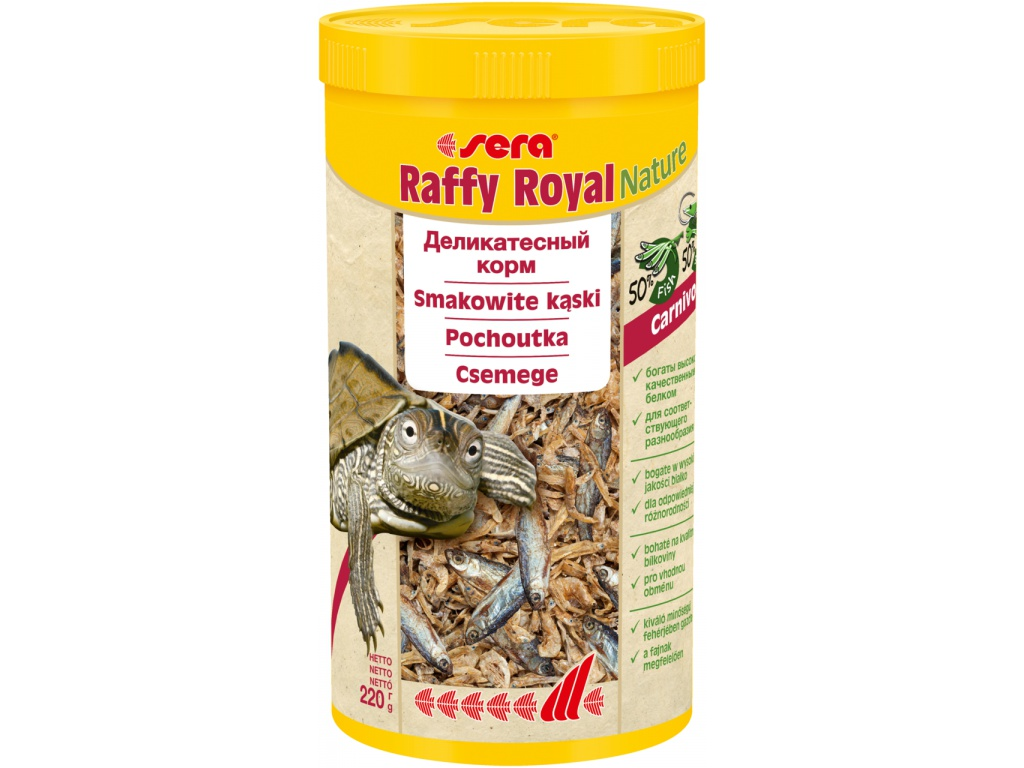 sera raffy Royal Nature 1000 ml