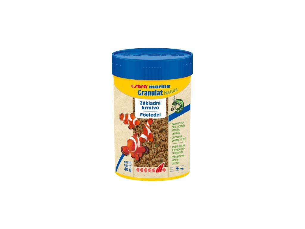 sera marin granulat Nature 250 ml