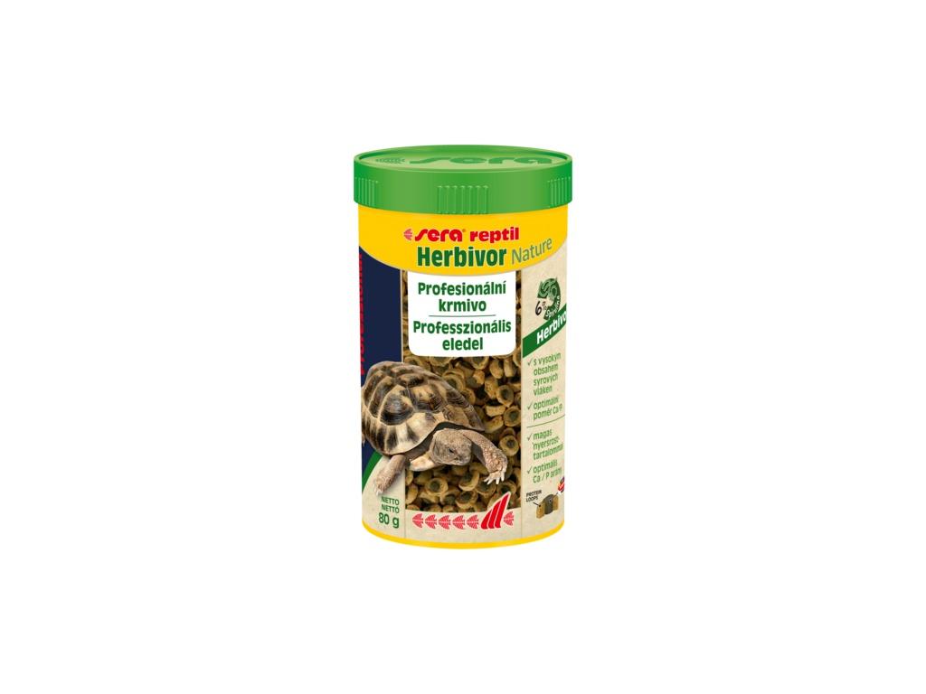 sera reptil Profess. Herbivor Nature 250 ml