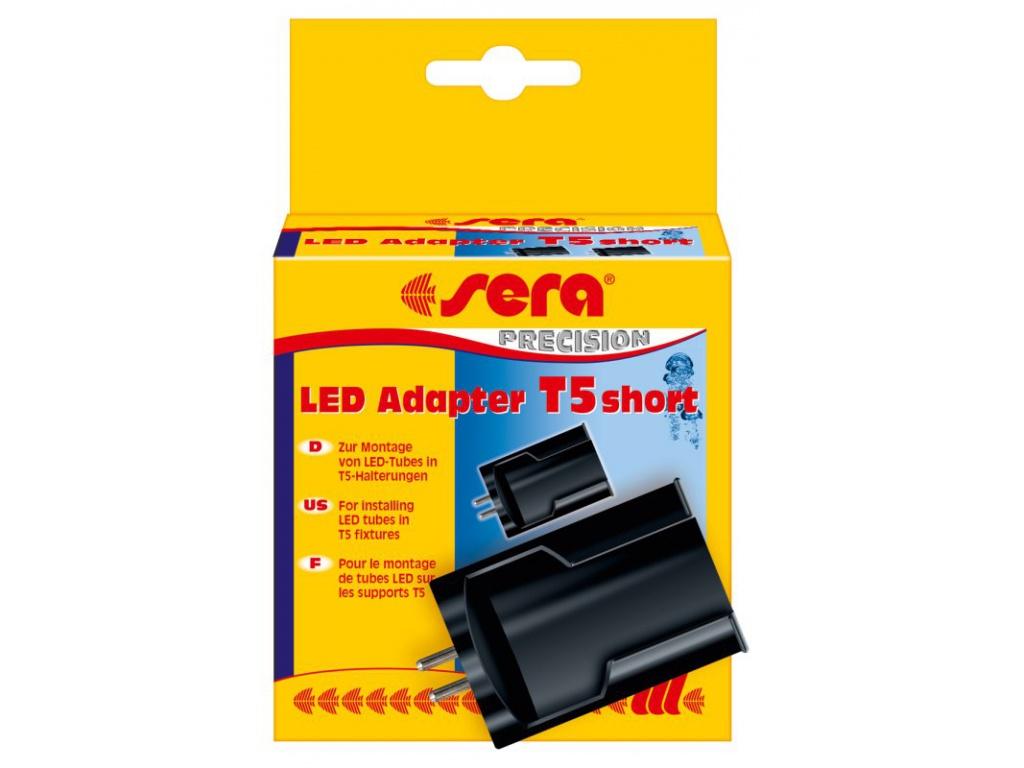 sera LED adaptér T5 krátký