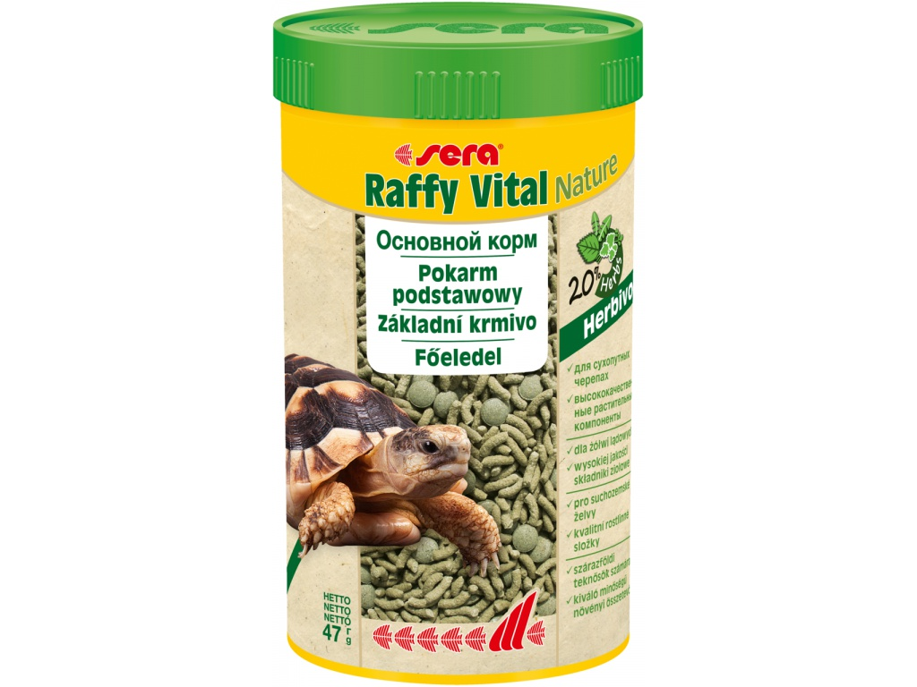 sera raffy Vital Nature 250 ml