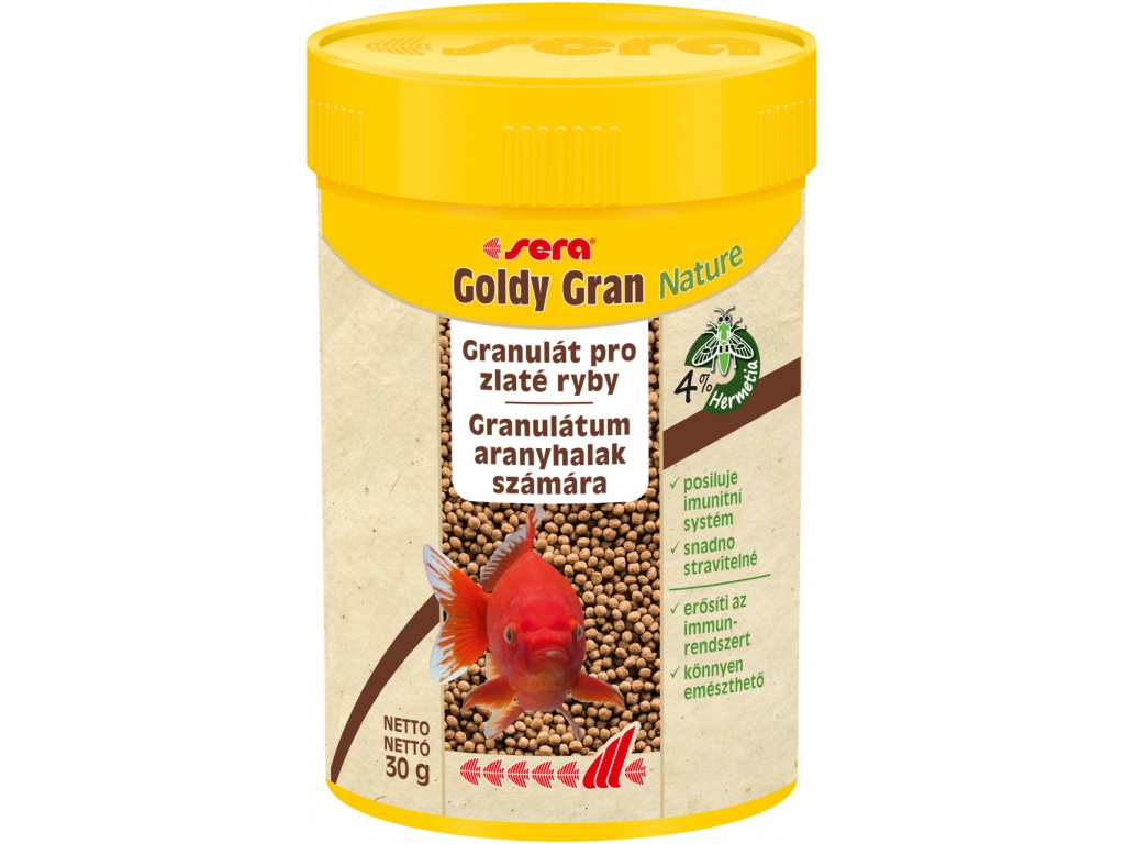 sera goldy gran Nature 100 ml