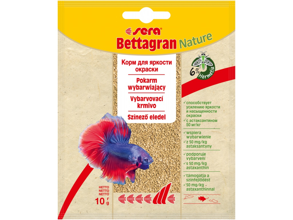 sera bettagran Nature 10 g