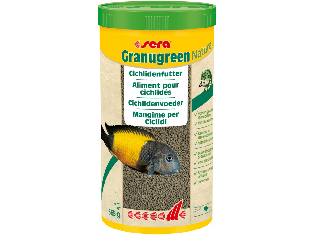 sera granugreen Nature 1000 ml