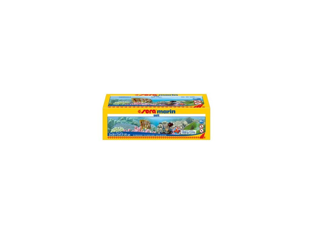 sera mořská sůl (40l)