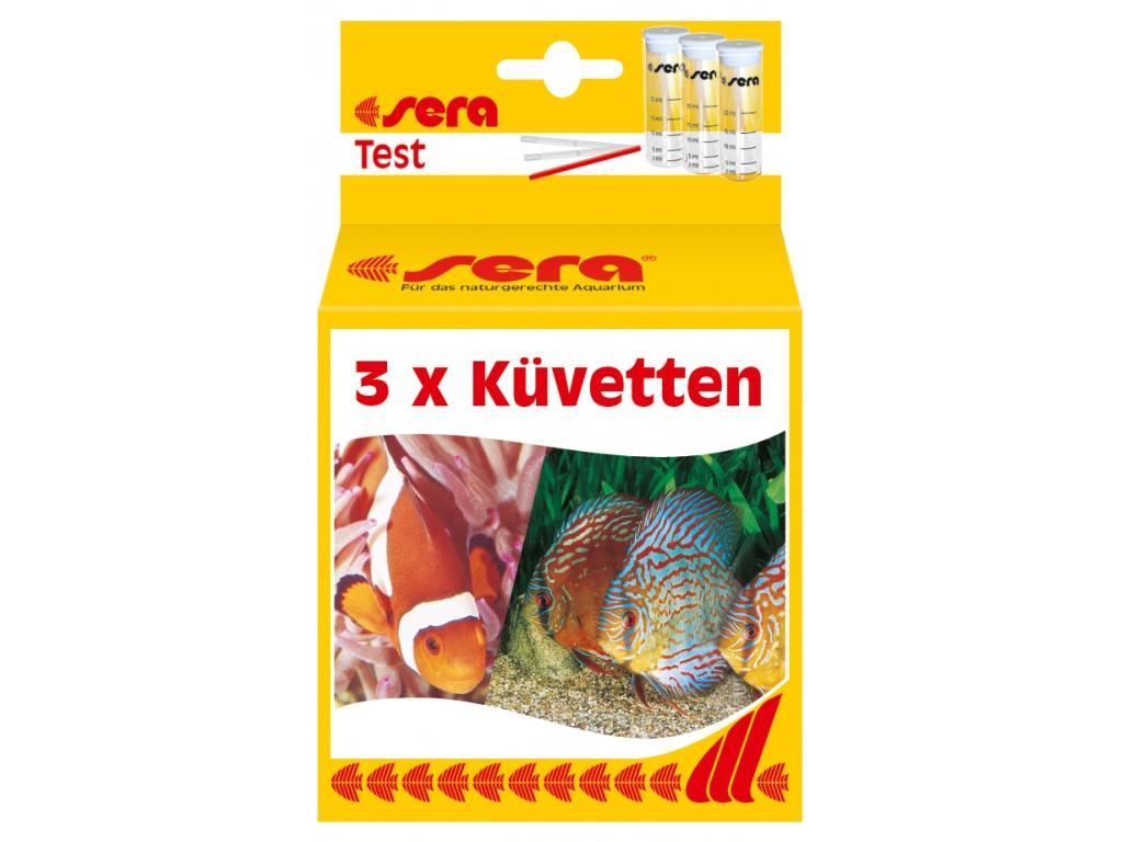sera sada kádinek na testy (3ks)