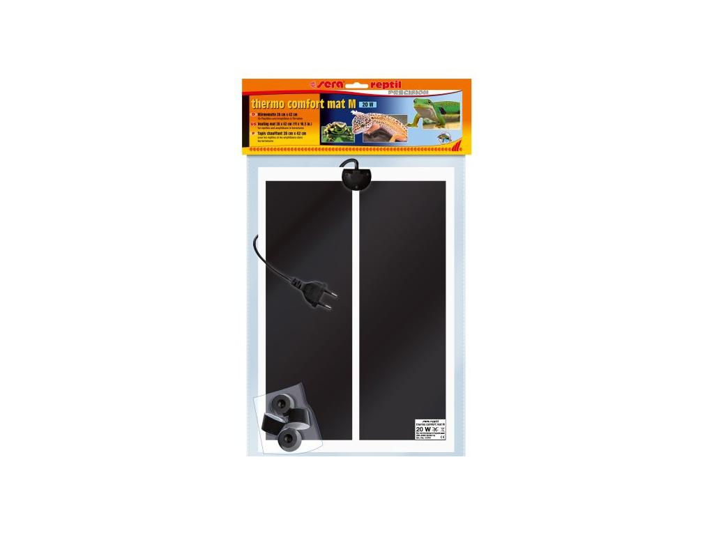 sera reptil thermo comfort mat (20W)
