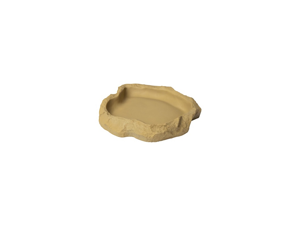 sera reptil food / water dish medium