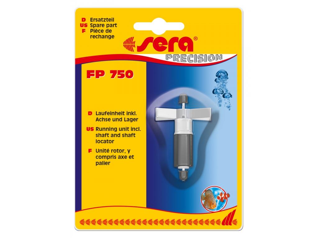 sera rotor pro FP 750
