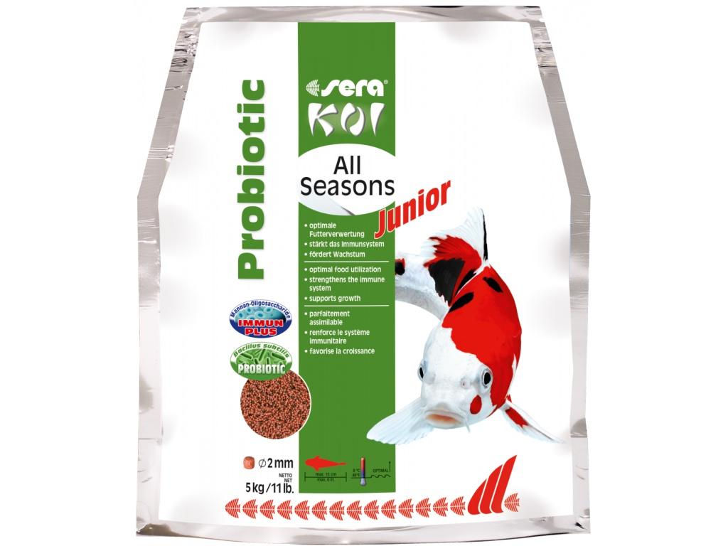 sera Koi Junior All Seasons Probiotics 5 kg