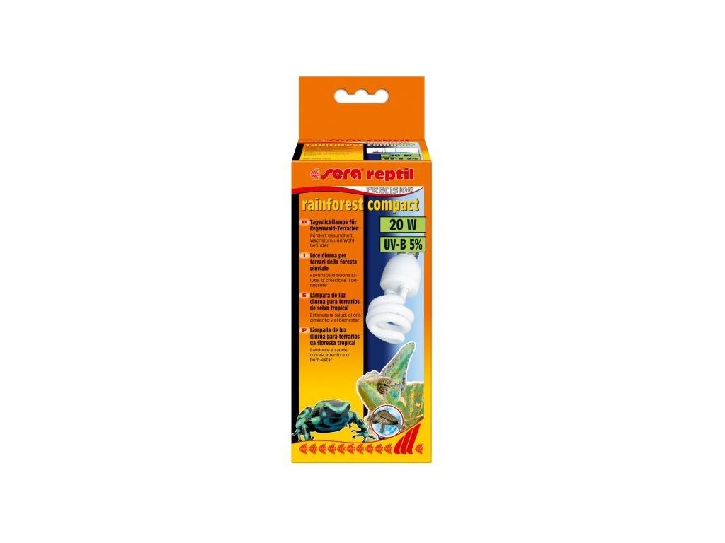 sera reptil rainforest compact 5% (20W)