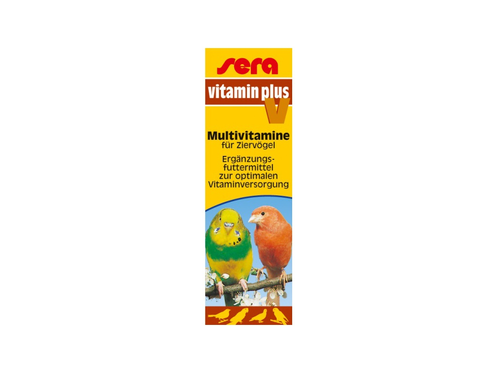 sera vitamin plus V 15 ml