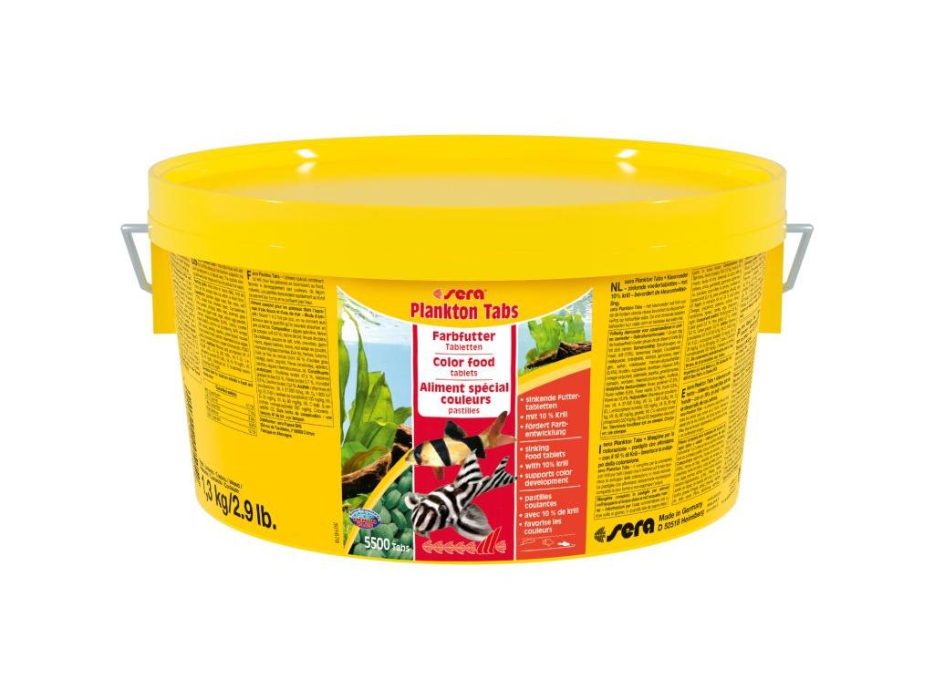 sera Plankton Tabs 2000 ml