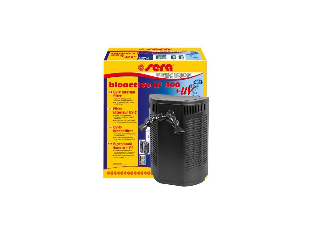 sera bioactive IF 400 + UV vnitřní filtr