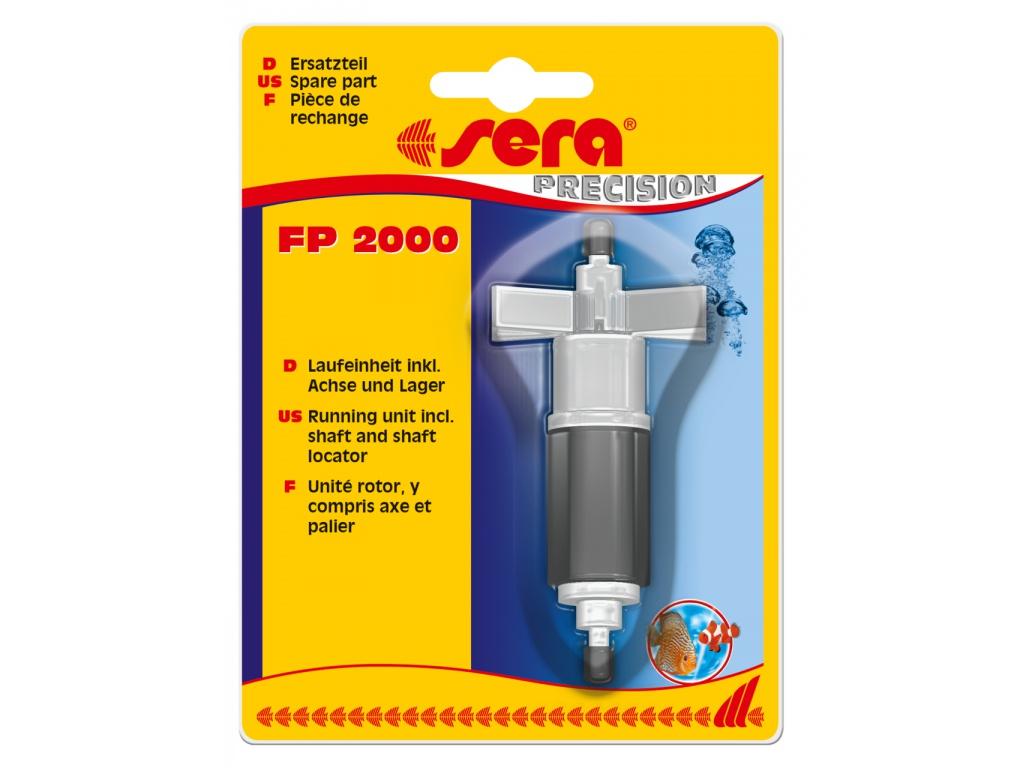 sera rotor pro FP 2000