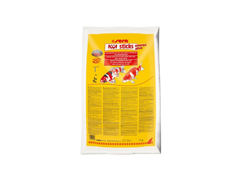 sera Koi Sticks Energy Plus 40 l / 5 kg