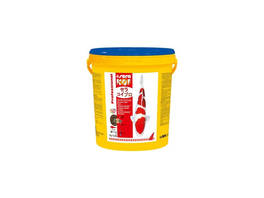 sera KOI Professional Spirulina Color 7kg
