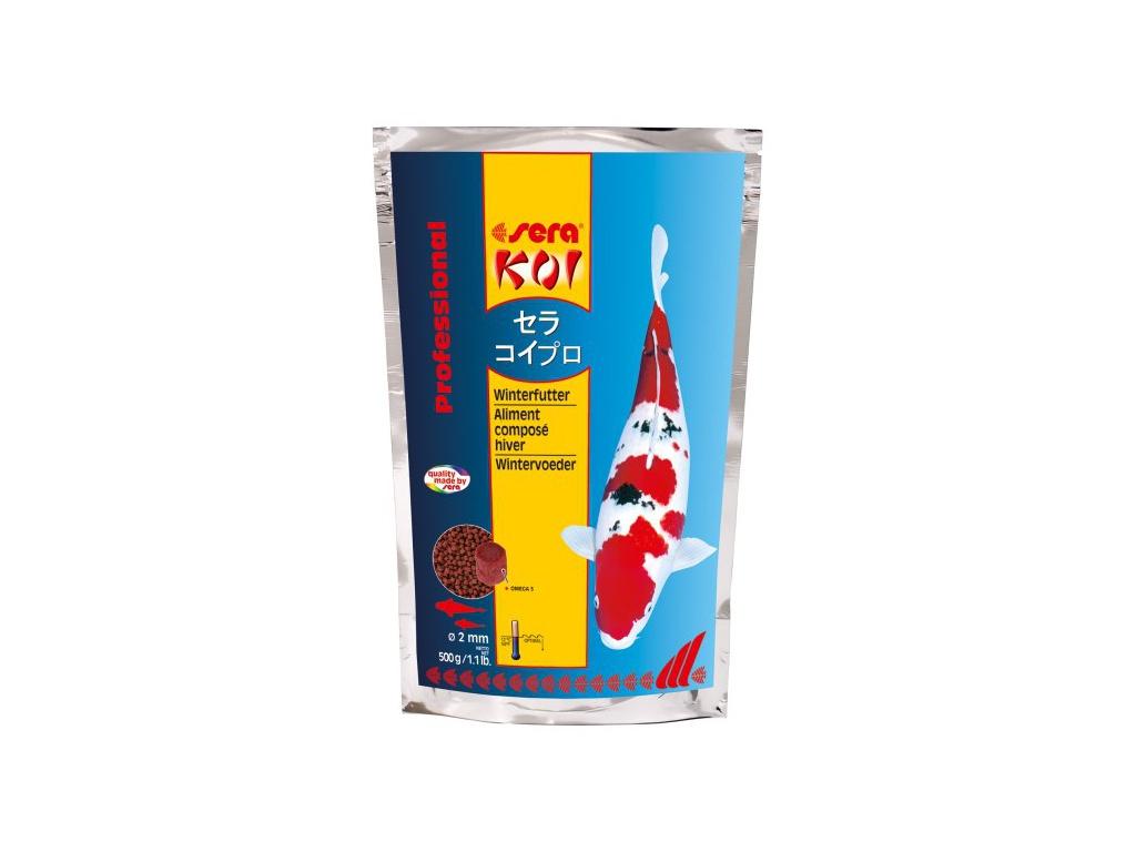 sera KOI zimní krmivo 500 g