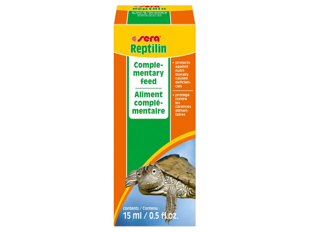 sera reptilin vitamíny 15 ml