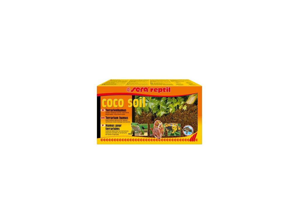 sera reptil coco soil 650g/8l