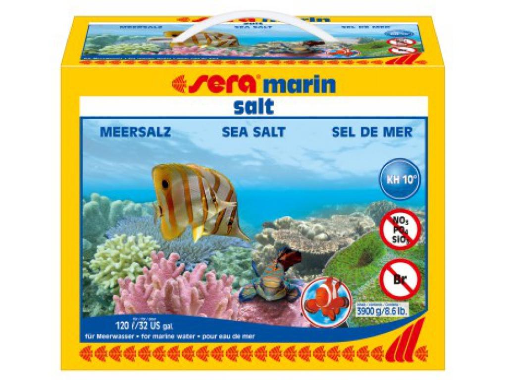 sera mořská sůl (120l)