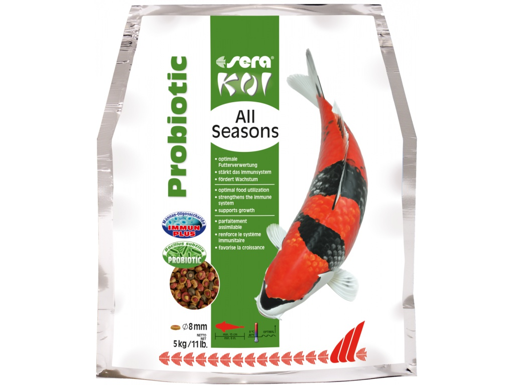 sera Koi All Seasons Probiotics 5 kg