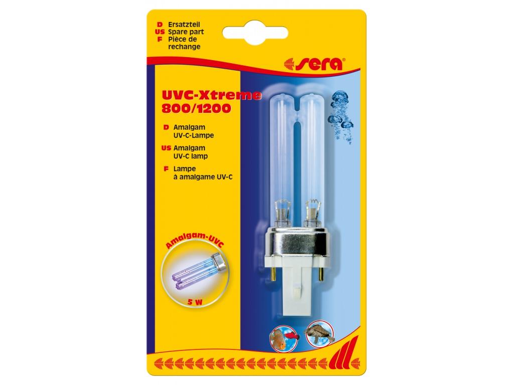 sera UVC amalgámová lampa 5 W pro UVC Xtreme 800 a 1200
