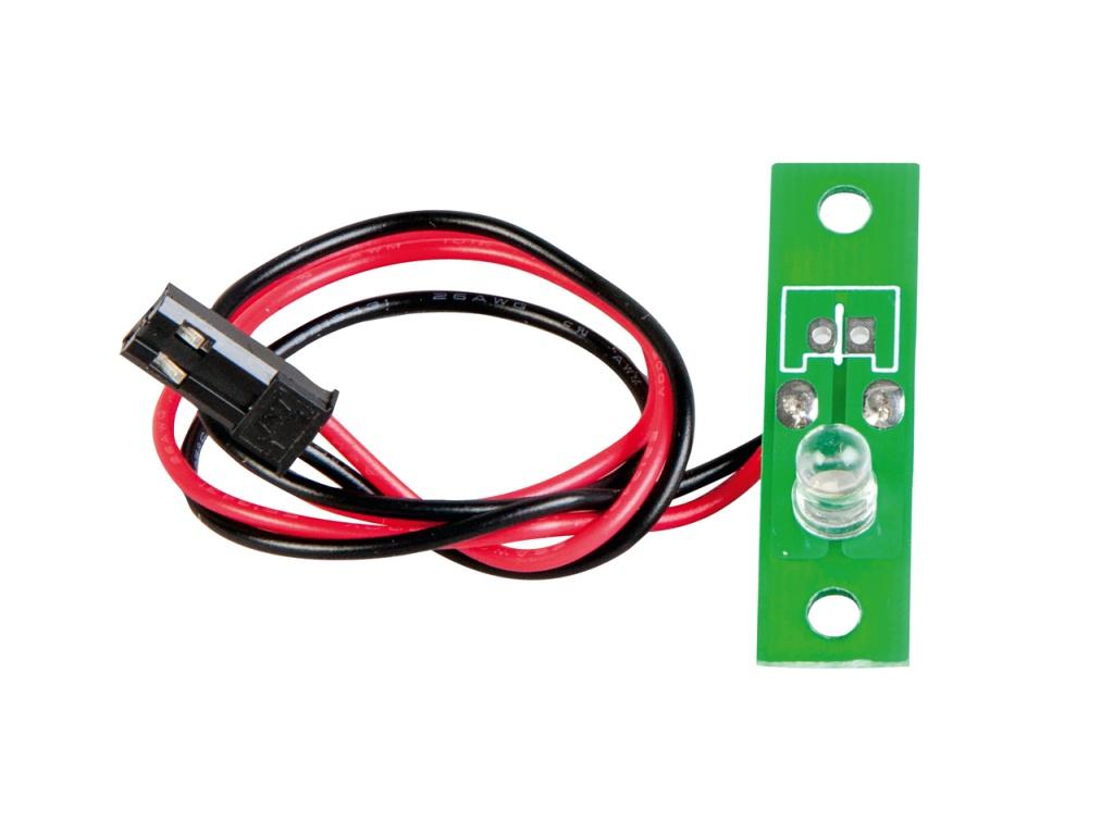 sera UVC kontrolka na desce s konektorem pro UVC Xtreme 800 a 1200