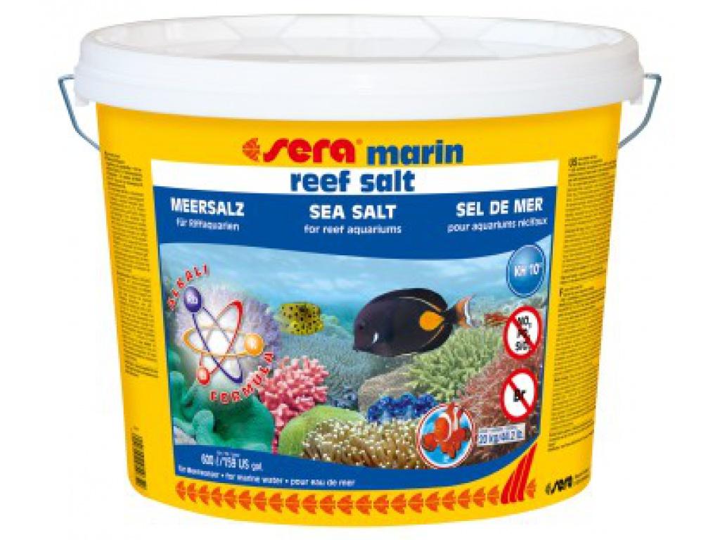 sera marin reef salt 20 kg