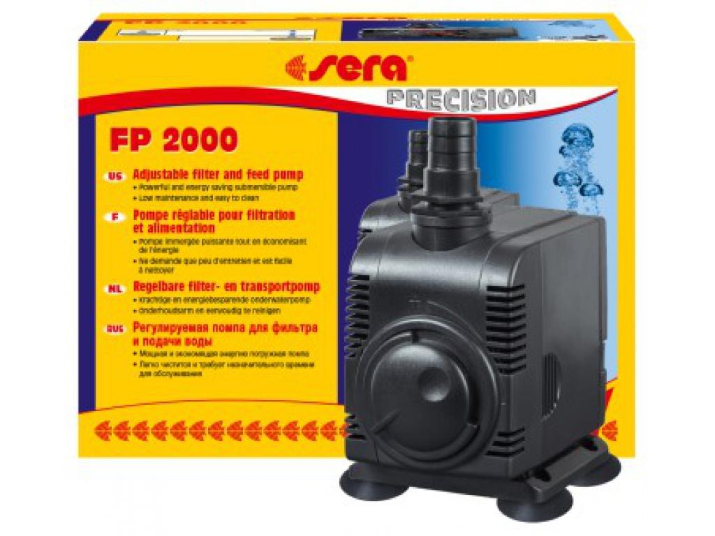 sera filtrační a napájecí čerpadlo FP 2000