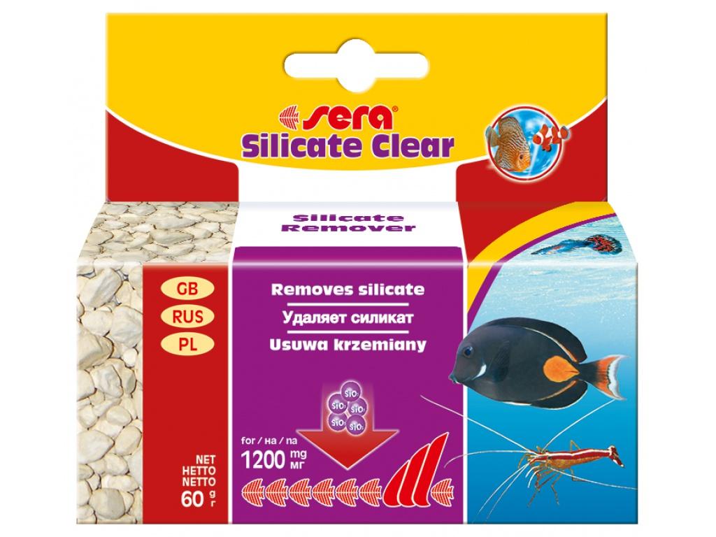 sera silicate clear 60 g